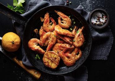 crevette-poele-cuisine